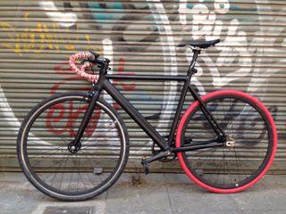 Bicicleta fixie aluminio T54
