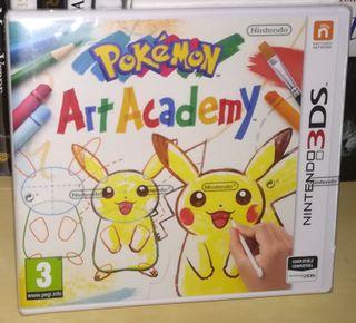 Pokémon Art Academy Precintado Negociable