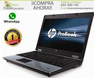 Portátil HP ProBook 6450B, I5 / Cam / Windows 10 G