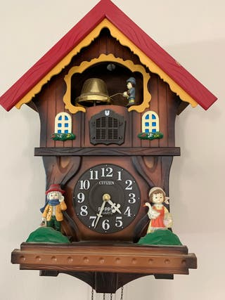 Reloj citizen cucu