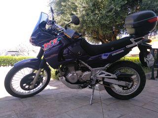 Motocicleta kle 500