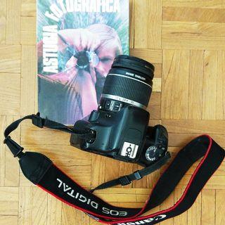 Cámara Reflex Canon EOS 450D