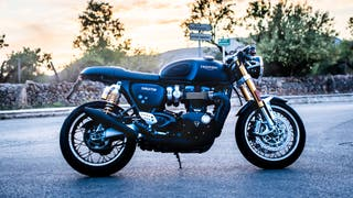 Thruxton R 1200 Cafe Racer