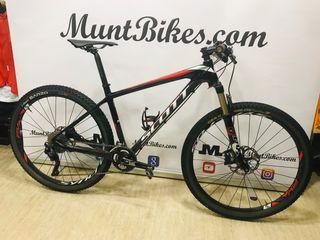 Bicicleta BTT Scott Scale 710 talla M 27.5