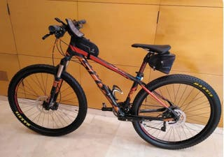 Bici Scott Sacle 760