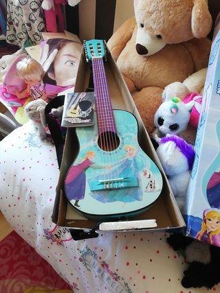 Guitarra de Frozen