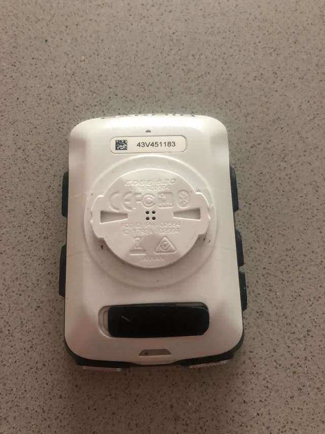 GPS Garmin 520