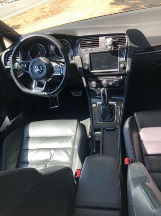 Volkswagen Golf GTD DSG panorama