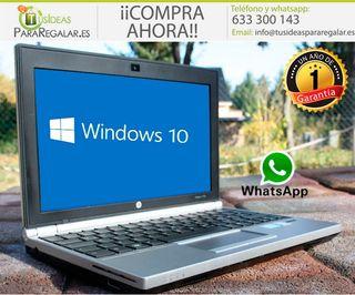 Portátil HP EliteBook 2170P, I5 / 8Gb Ram / Win 10