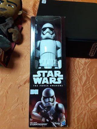 figura stormtrooper Star wars