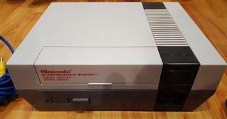 Consola Nintendo NES