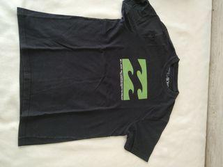 camiseta marca billabong