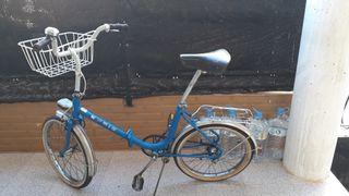 bicicleta antigua Spirke