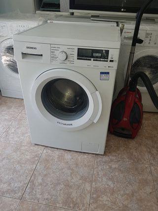 lavadora siemens triple AAA