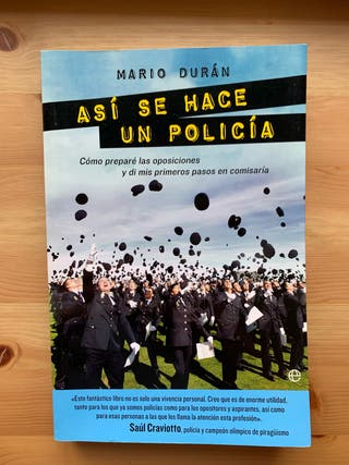 Así se hace un policía - Marco Durán