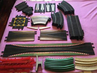 Kit pistas y mandos scalextric
