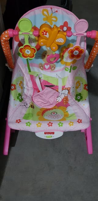 Hamaca Bebe Fisher Price
