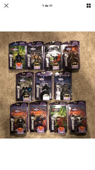 Lote figuras Batman