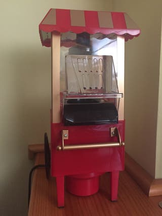 Máquina de hacer palomitas