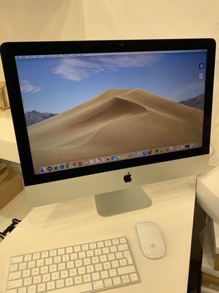 iMac 1 mes de uso