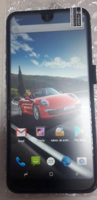 Movil nuevo con Android X23 2gb Ram 16 Ggb alm