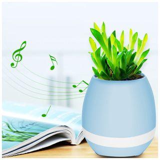 TODO NUEVO-50% Maceta Musical Bluetooth
