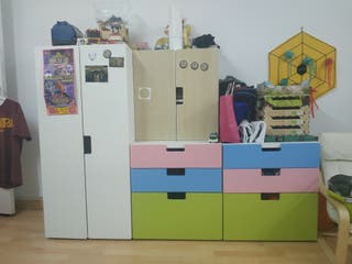 Infantil Segunda Conjunto Habitación Ikea Mano Stuva De Por Muebles shCrdtxQ