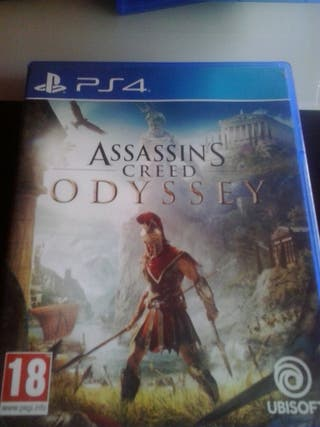 Assassins Creed Odyssey para la consola Ps4