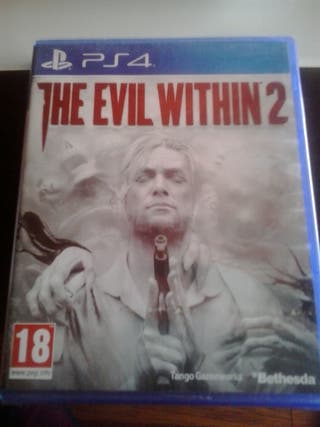 The Evil Within 2 para la consola ps4