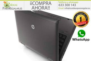 Portátil Hp ProBook 6460b, 16gb ram / i5 / Windows