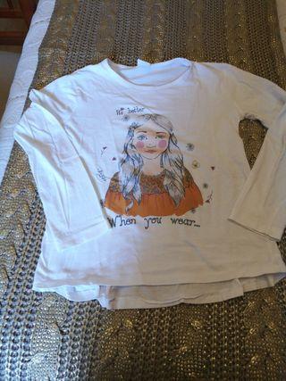 9c2fa02d4 Camisetas Zara niña de segunda mano en Coslada en WALLAPOP