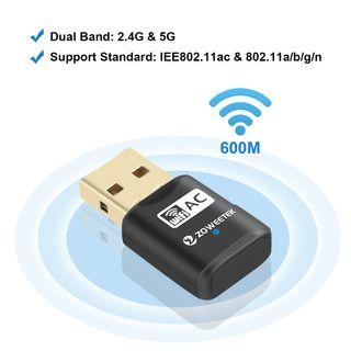 TODO NUEVO-50% Receptor WiFi Mini Adaptador USB