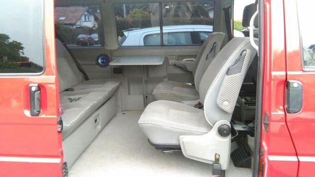 Volkswagen Multivan vw t4