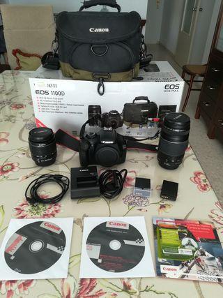 Cámara fotográfica EOS 1100D