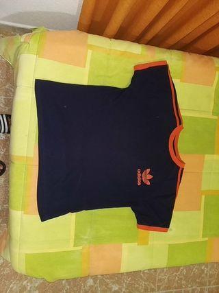 camisa Adidas ogirinal