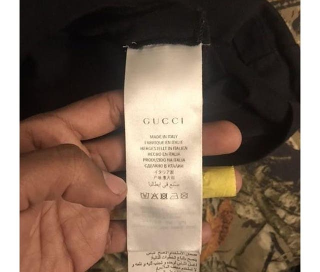 755cb7911 Gucci T Shirt Authentic second hand for £220 in London in WALLAPOP