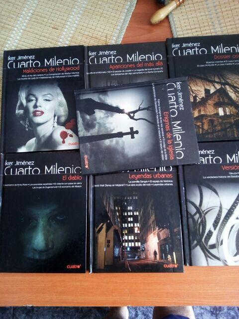 Cuarto milenio DVD de segunda mano por 15 € en Barcelona en WALLAPOP