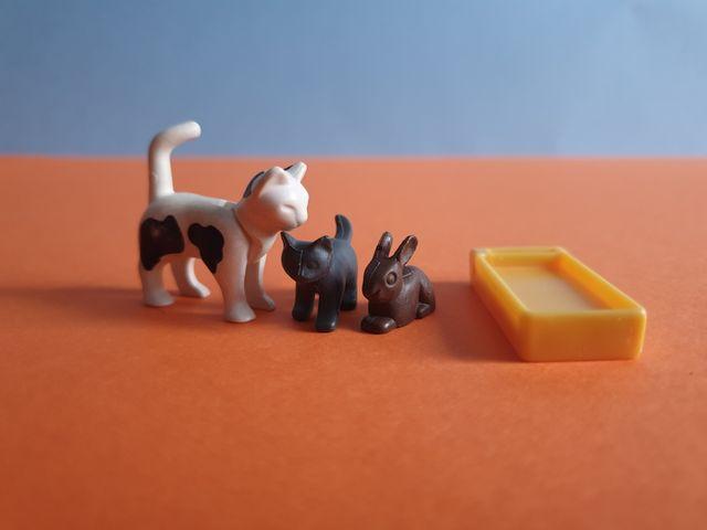 Animales Playmobil