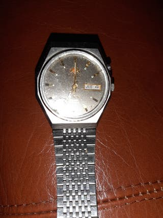 Reloj Orient 21 Jewels y automático