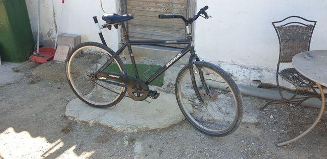 bicicleta sin marchas con freno contra pedal