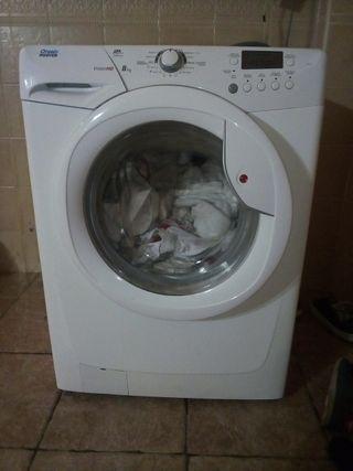 lavadora nueva,