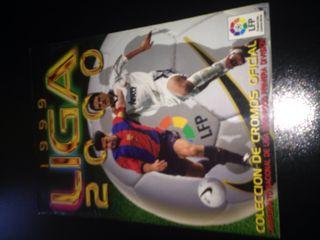 Liga 1999 2000 album de cromos