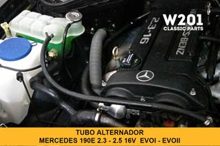 Tubo alternador w201 Mercedes 190 16v