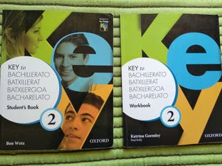 Pack Key To Bachillerato Students + WorkbookOXFORD