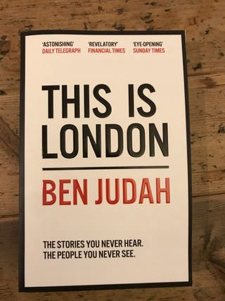 Book- this is London