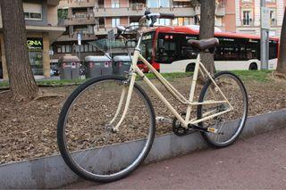 Bicicleta clásica mujer buen estado