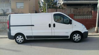 furgoneta camper Renault trafic 2013
