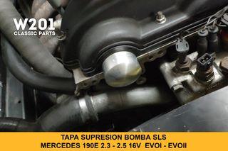 Tapa supresión bomba SLS Mercedes w201 190 16v