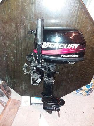 motor de barco mercury 5.0