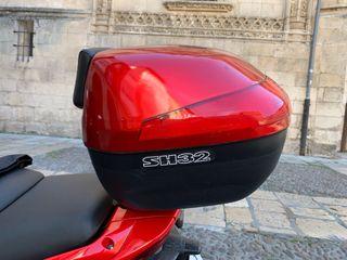 Baúl moto shad